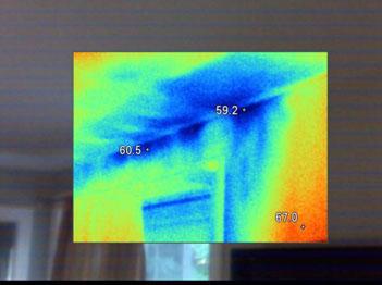 Soffit Vent Air Leakage - Mismanaged Airflow