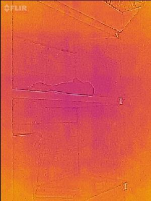 Chimney Chase Post Air Sealing