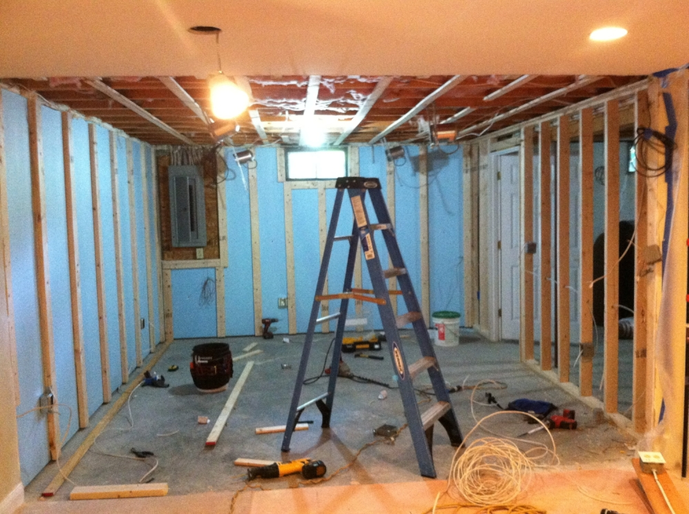 Insulation & Electrical Installed