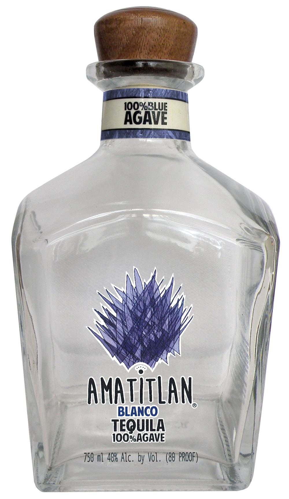 Tequila Amatitlan Blanco 750 ml £43.20