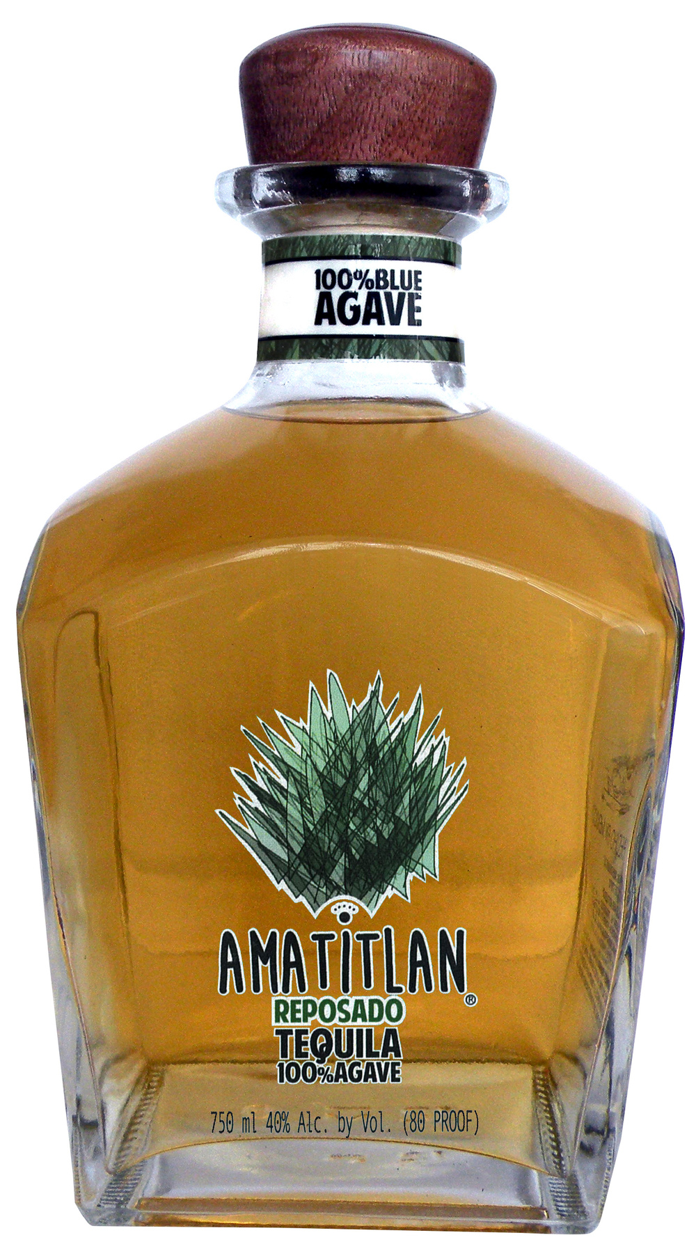 Tequila Amatitlan Reposado 750 ml £48.50