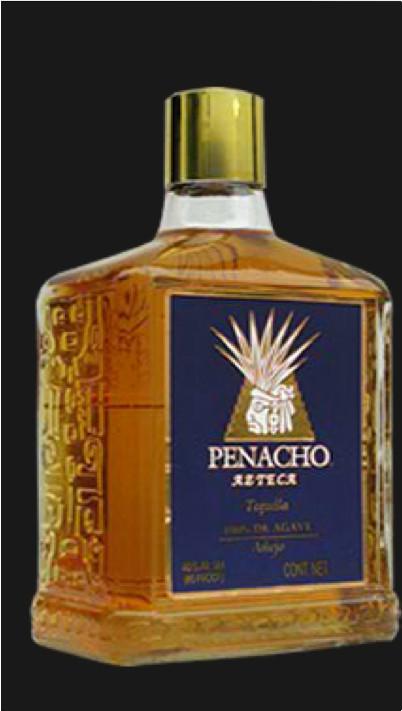 Tequila Penacho Azteca Anejo 375 ml £28.70