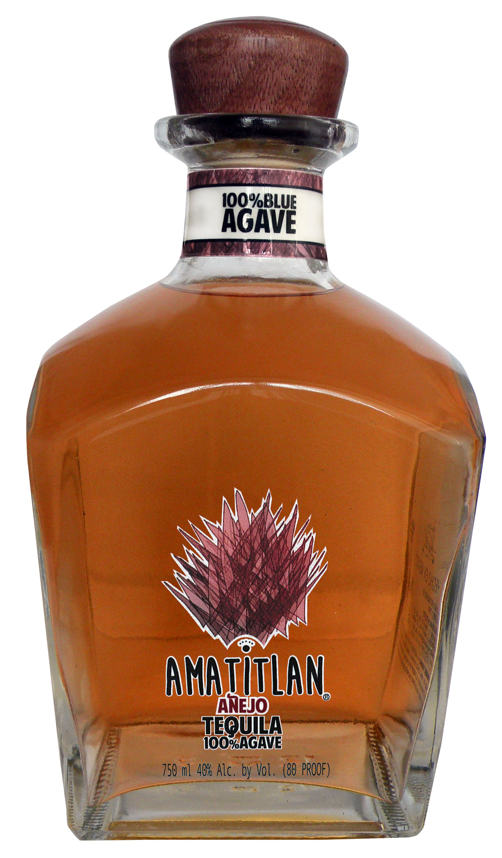 Tequila Amatitlan Anejo 750 ml £54.00 SOLD OUT