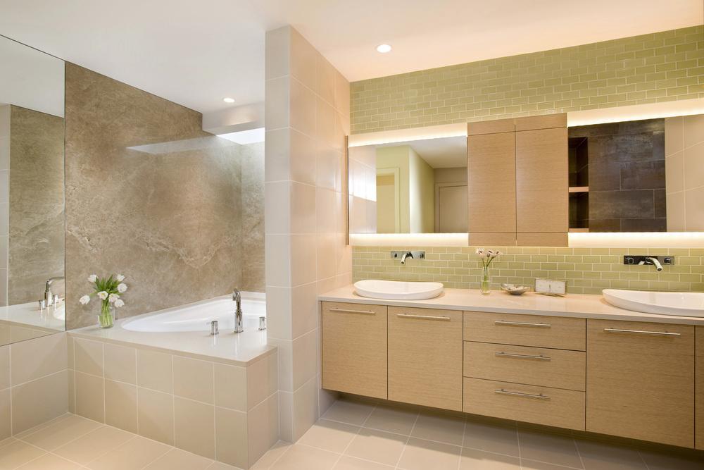 Weston Master Bath + Walk In Closet