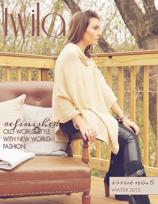 Twila Winter 2013 Cover