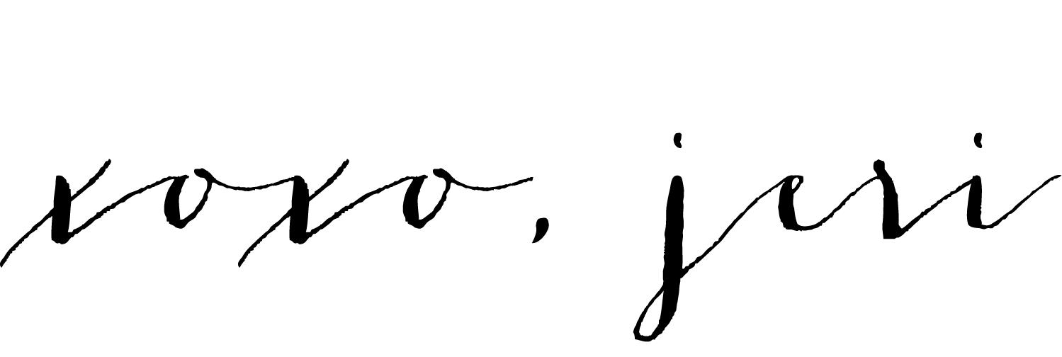 jeri signature