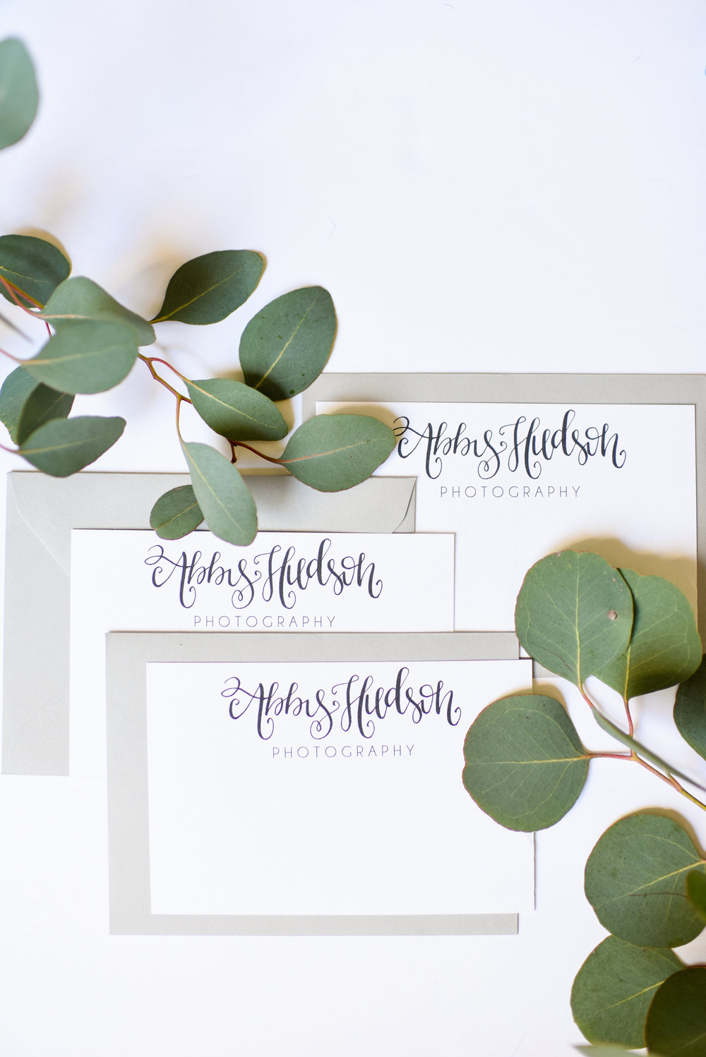 Stationery Photo by Abby Hudson Photography
