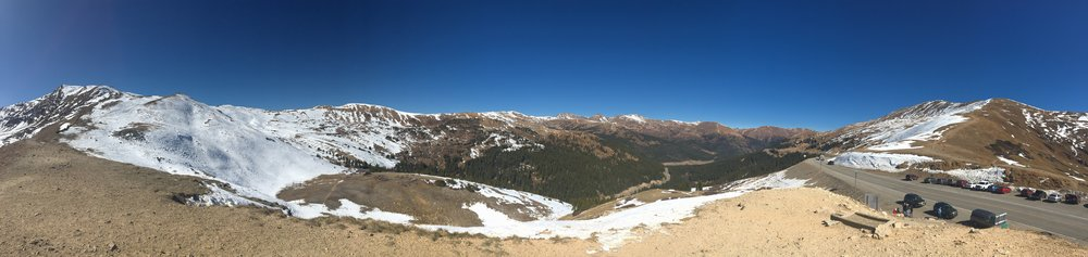 the loveland pass