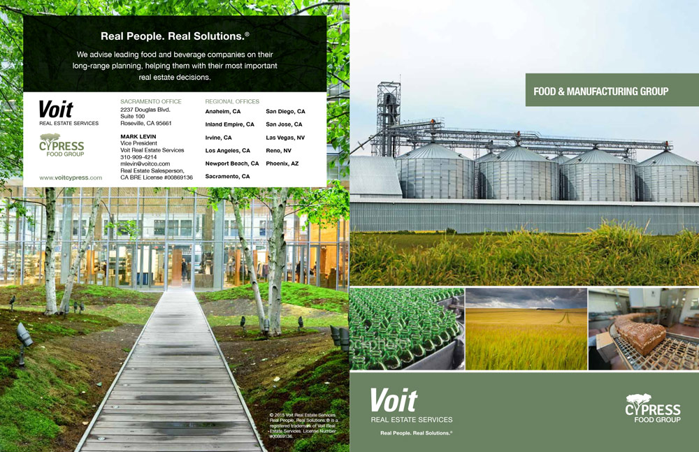 Voit Cypress Food and Manufacturing Group