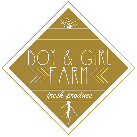 Boy and Girl Farm