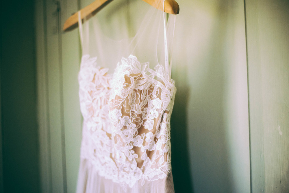BHLDN // Penelope Gown