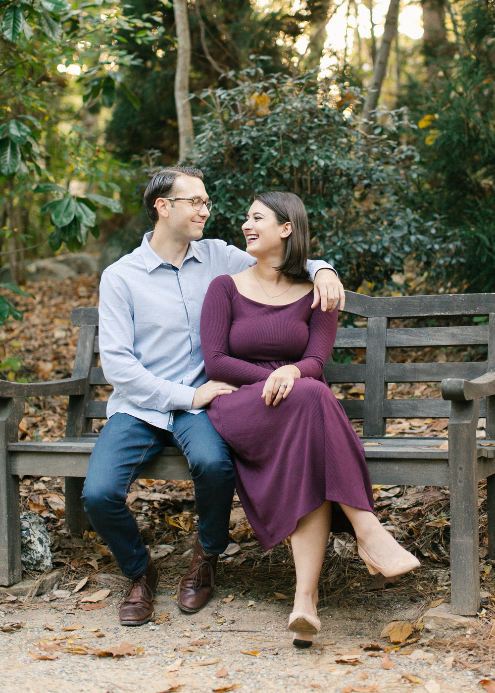 engagement_session_duke_gardens