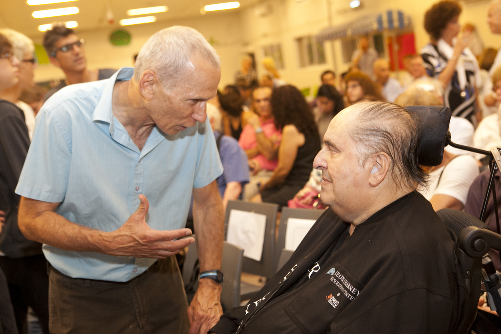2015.09.03_Charney Resolution Center (236)_Leon and guest.JPG