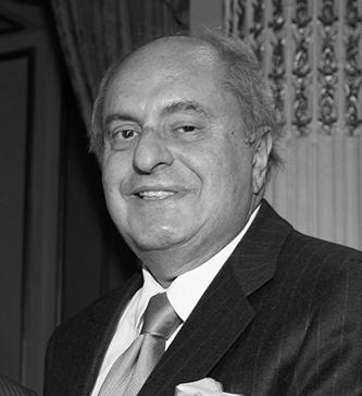 Leon Charney (1938 - 2016)