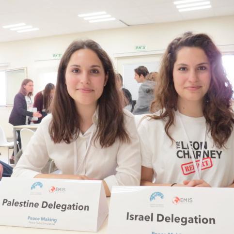 June'17: Israel Palestine Peace Congress