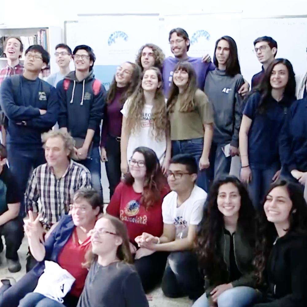 July'18: The Kiryat Ono Democratic School & The Jerusalem School from East Jerusalem