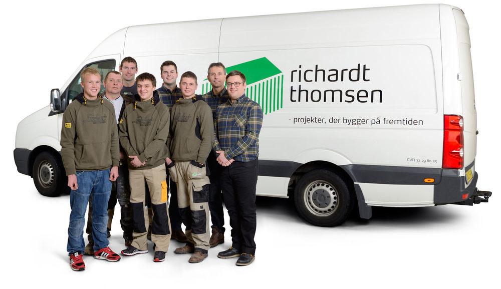 Entreprenør Richardt Thomsen ApS