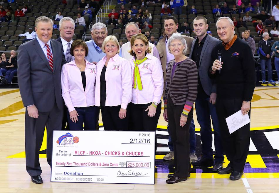 High school basketball games raise $25,000 for local charities