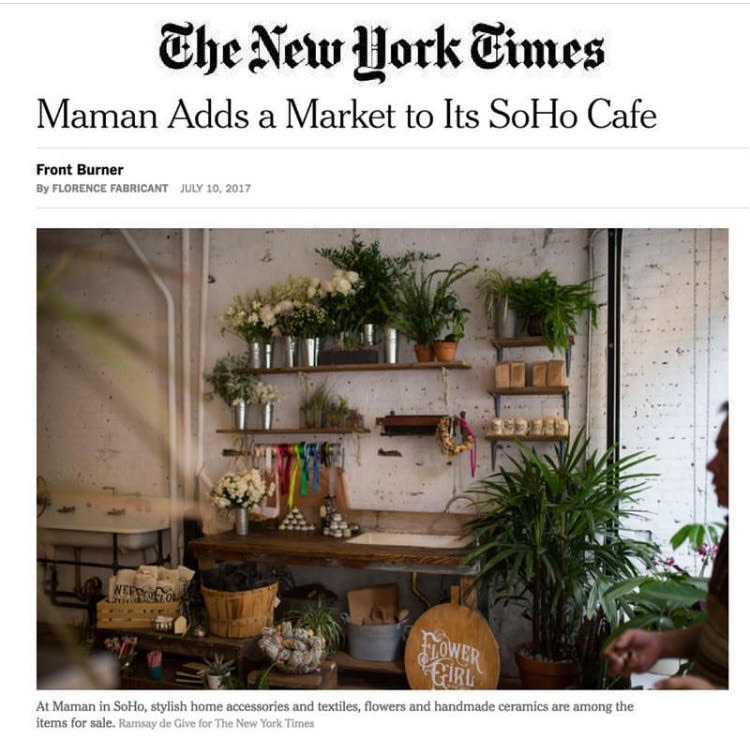 NEW YORK TIMES - JULY 2017