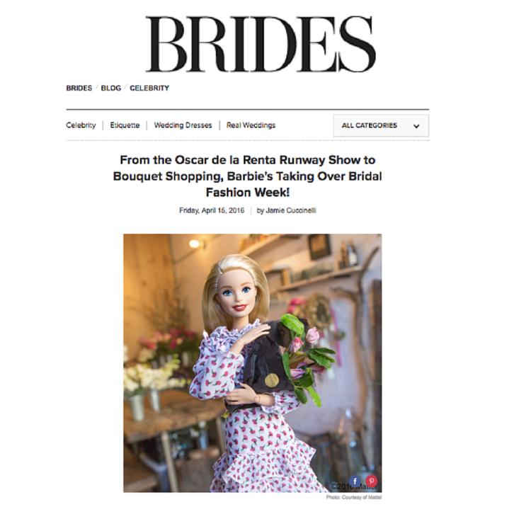 BRIDES – APRIL 2016