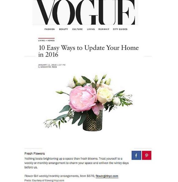 VOGUE.COM – JANUARY 2016