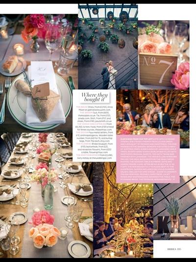 BRIDES UK – MARCH  2015