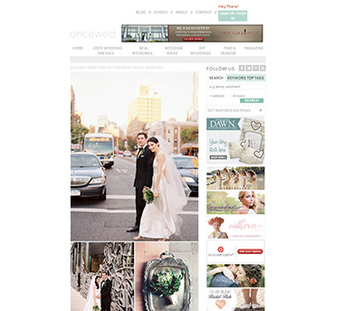 ONCE WED - FEBRUARY 2014