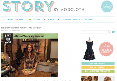 MODCLOTH - MARCH 2011