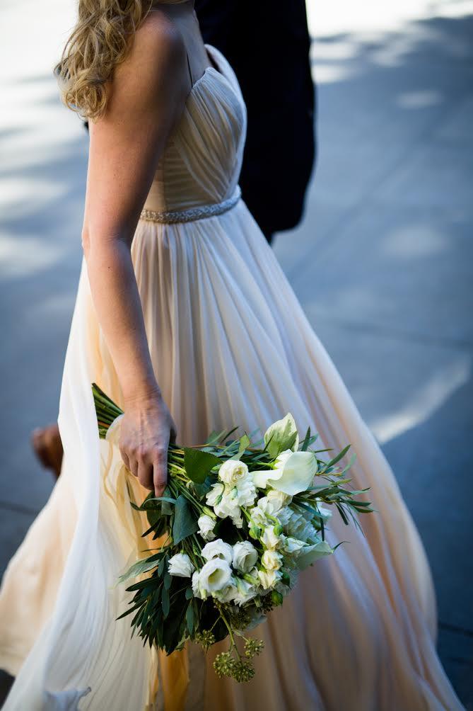 wedding bouquet nyc