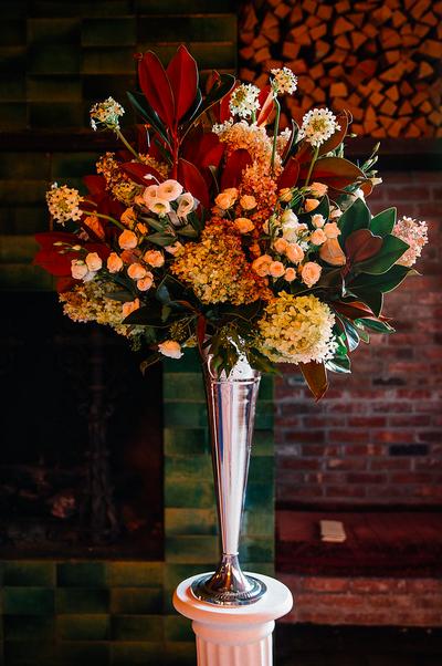 nyc floral arrangement