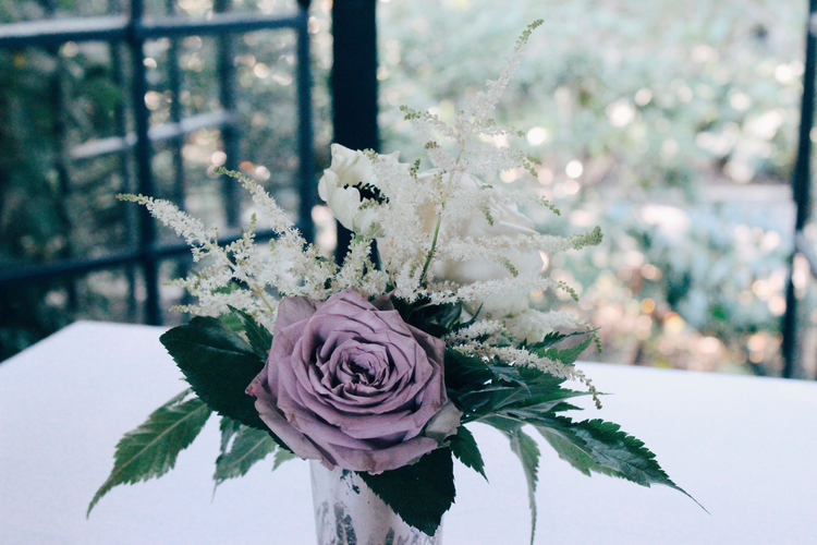 nyc wedding florals
