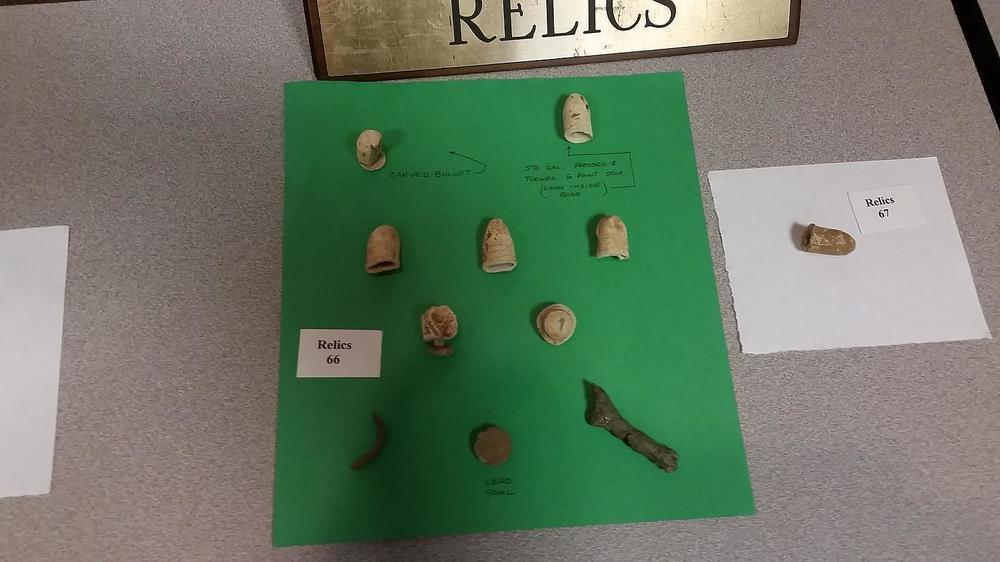 Relics: Mark Whipkey