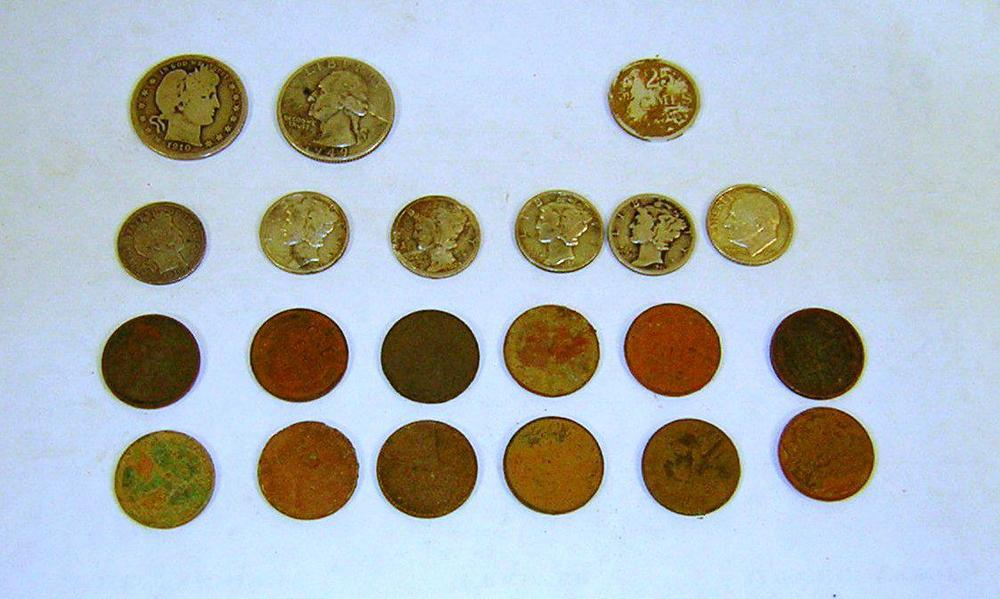 Coins: Jeff Herke