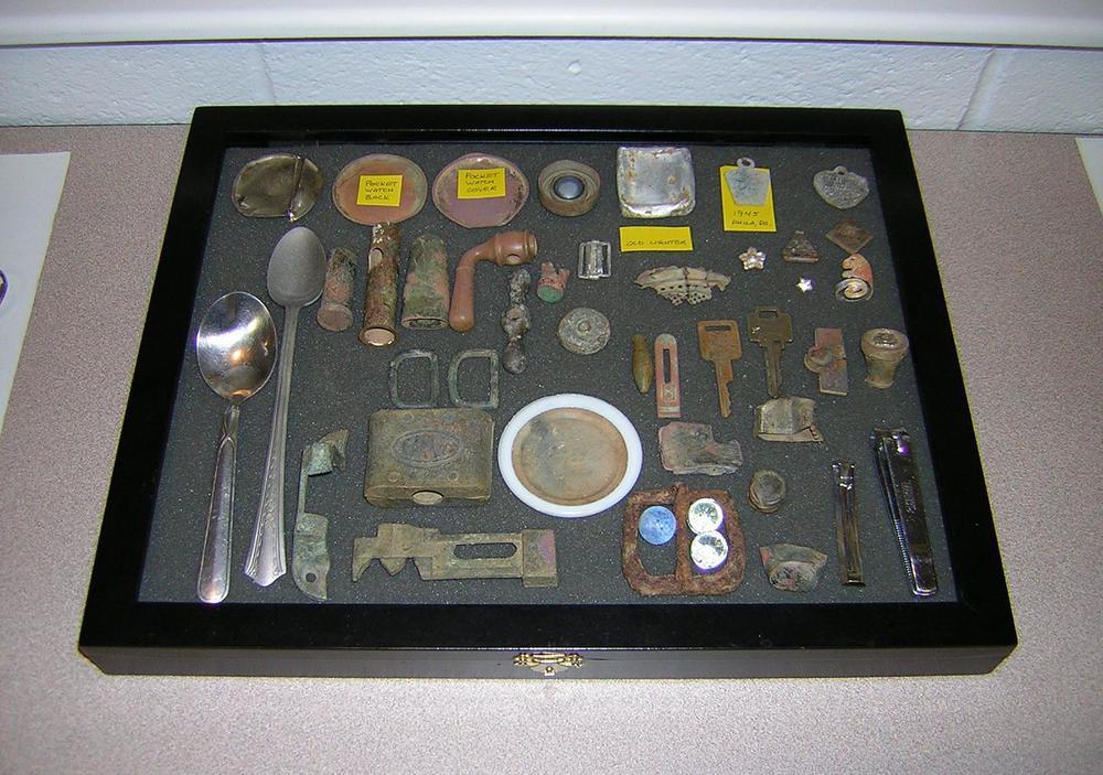 Artifacts: Mark Whipkey