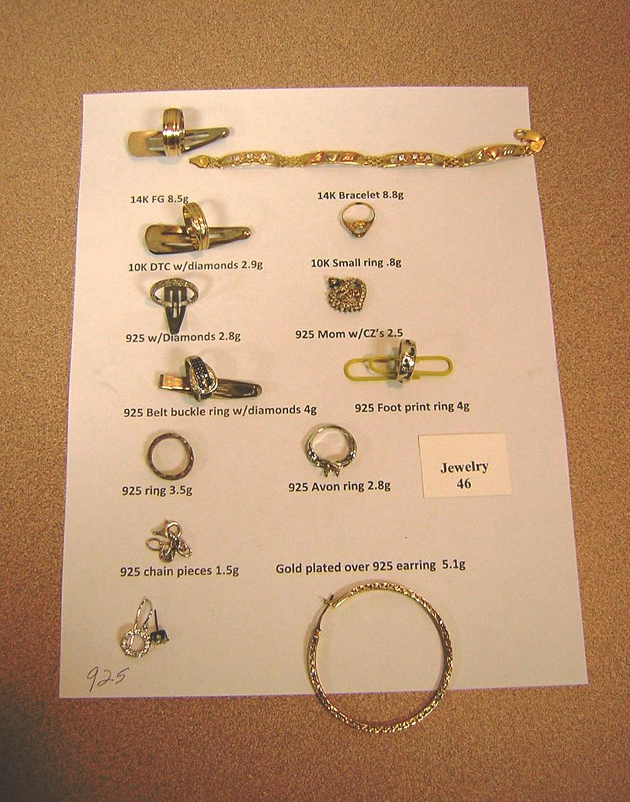 Find of the Month / Jewelry: Matt Kwaitkowski