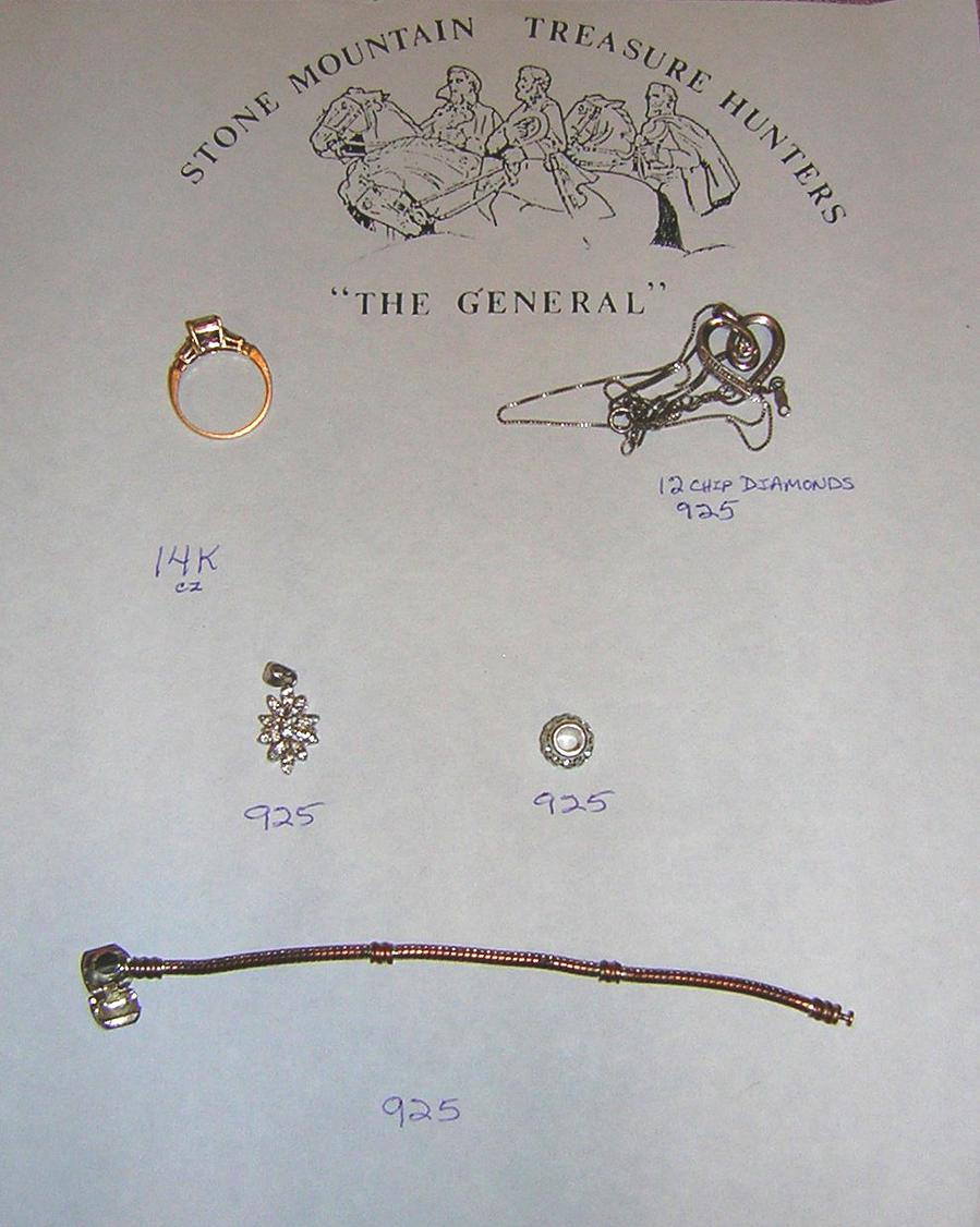 Jewelry: Robert Powell