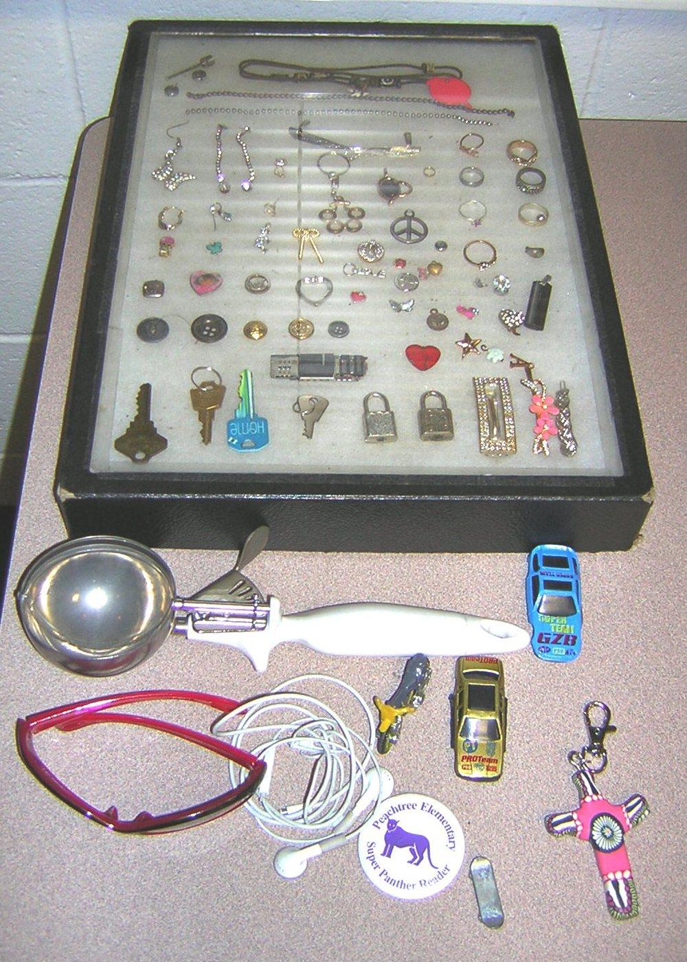 Artifacts: Bill Robertson