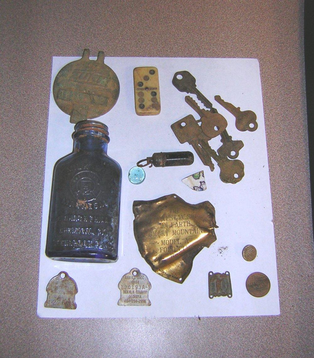 Artifacts: Jeff Herke