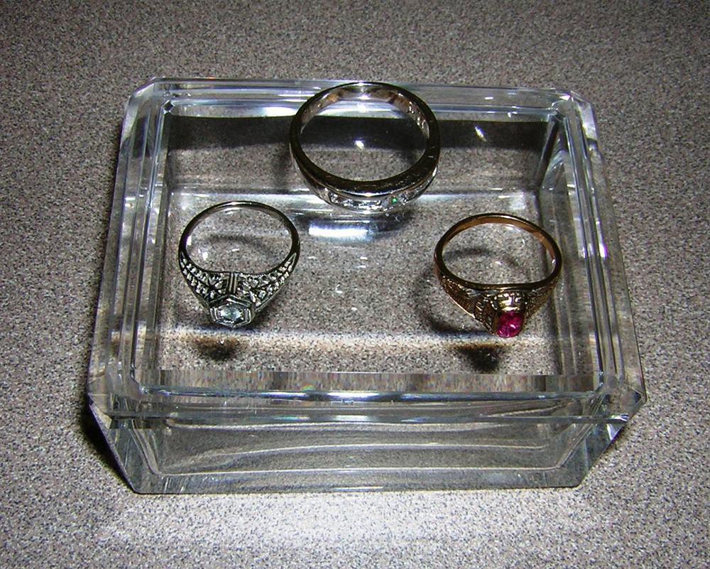 Jewelry: John Dyer