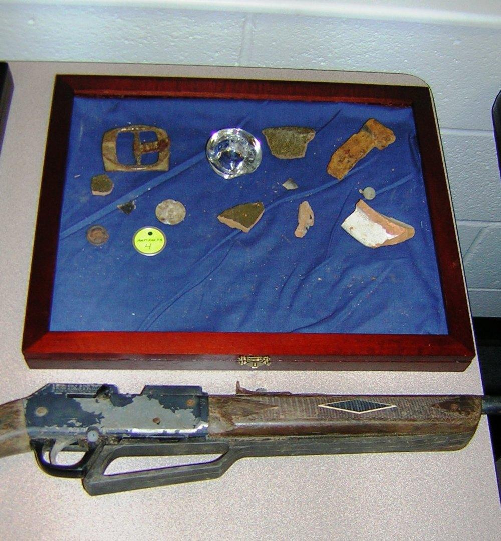 Artifacts: Britain Lockhart