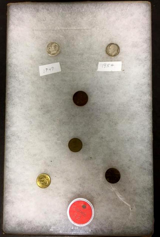 Coins - Bill Robertson