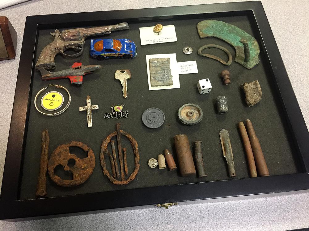 Artifacts - Mark Whipkey