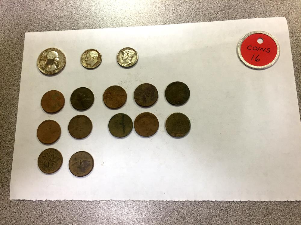 Coins - Jeff Herke