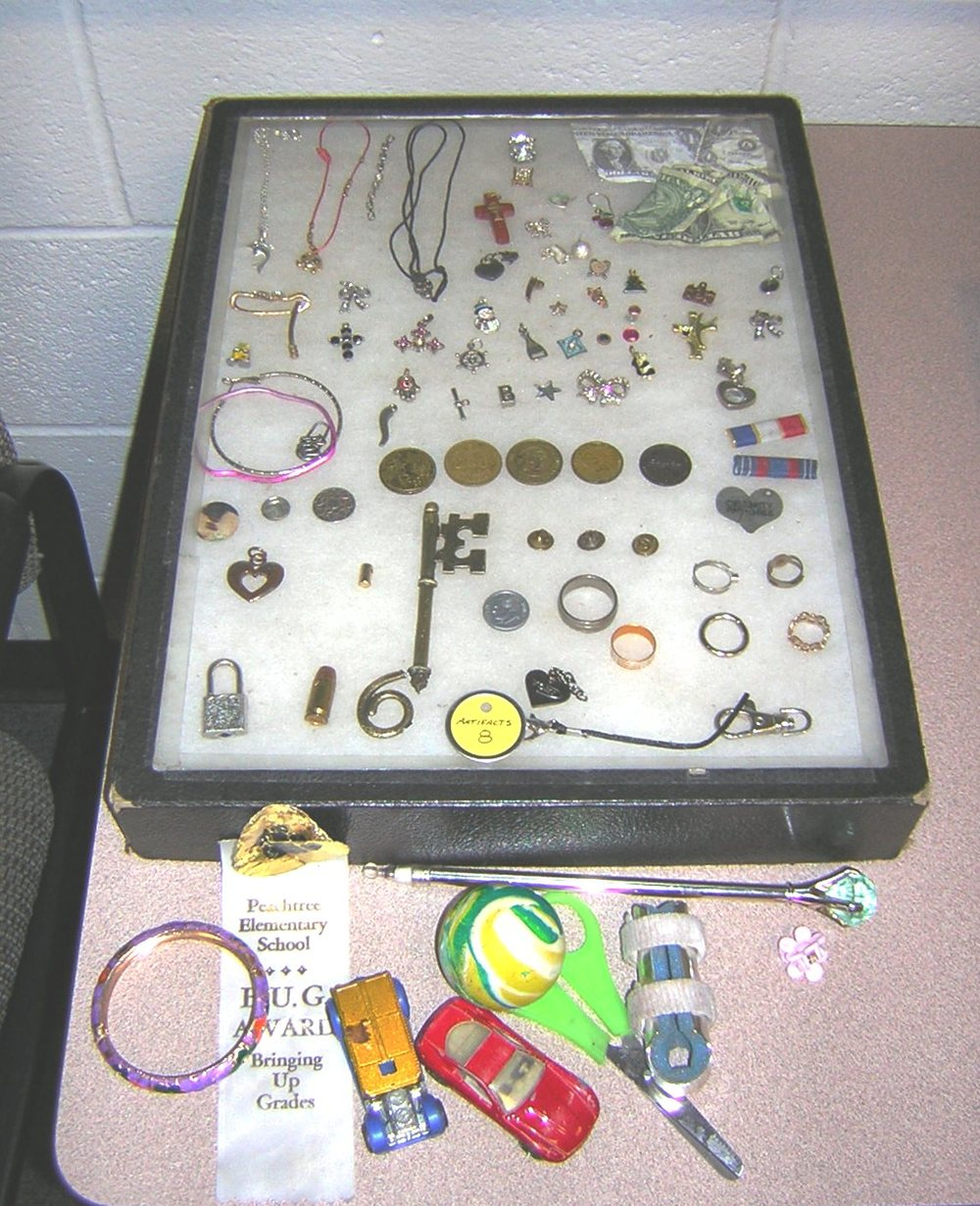 Artifacts - Bill Robertson