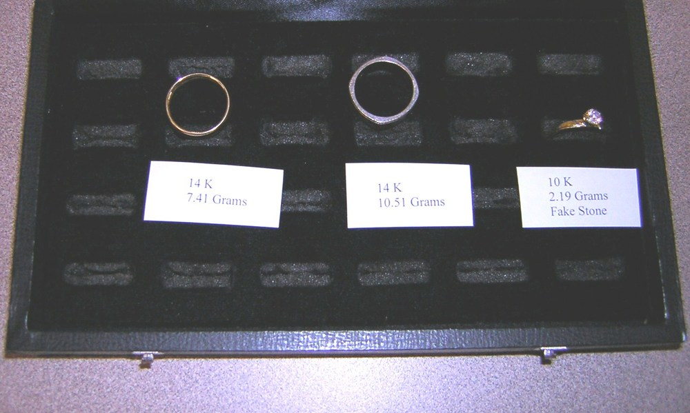 Jewelry - Mel Parker