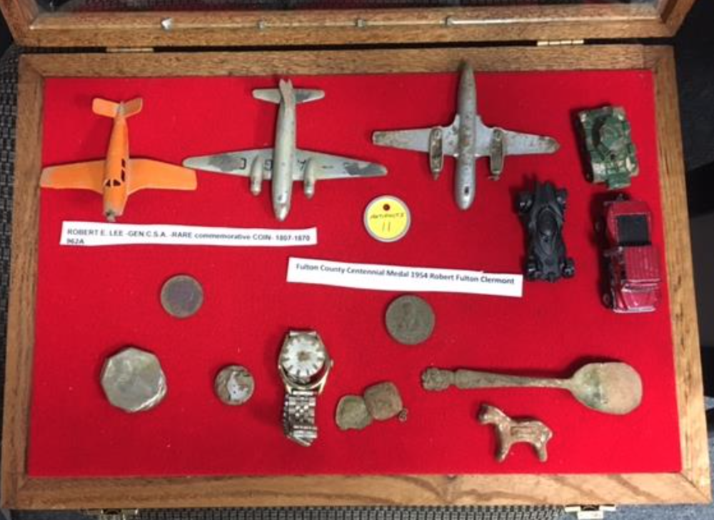 Artifacts - Doug Sortino