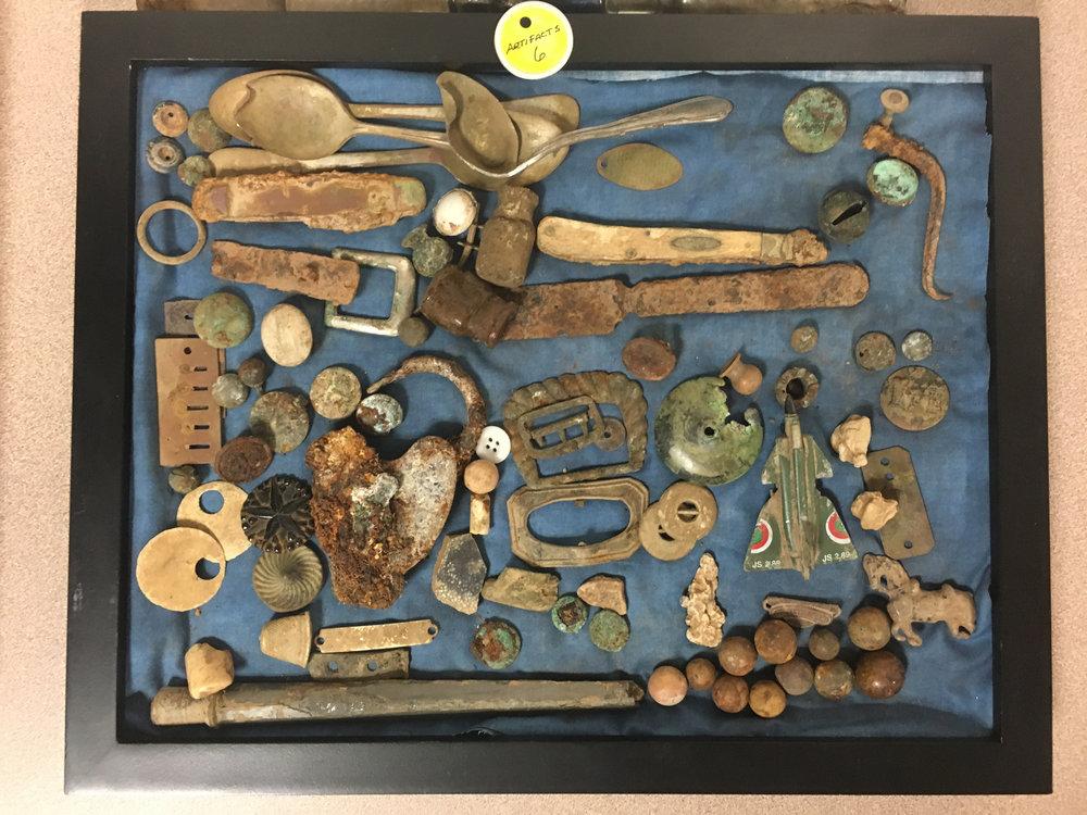 Artifacts - Britain Lockhart