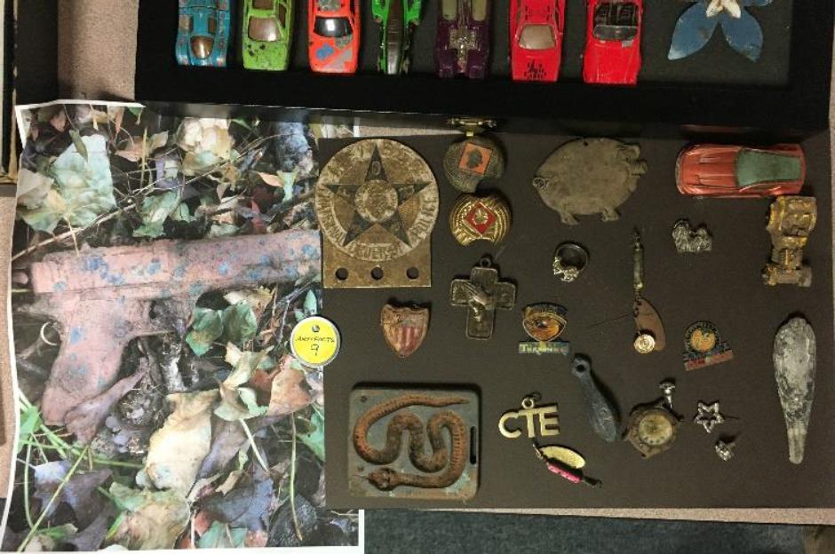 Artifacts - James Algiers