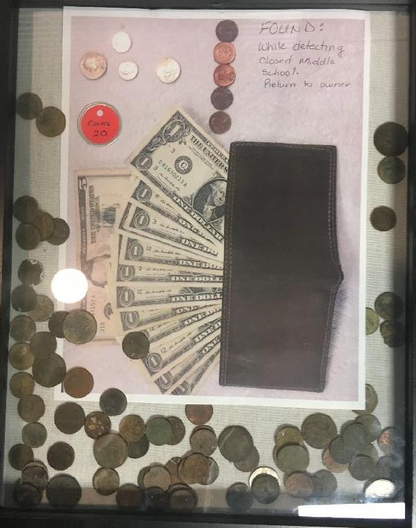 Coins - Ken Buckner