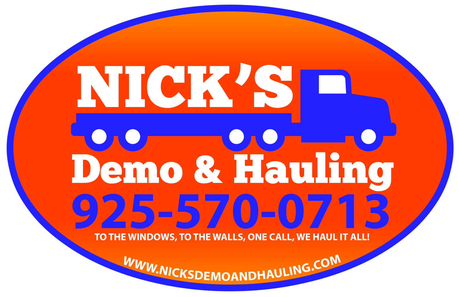 Nick's Demo & Hauling